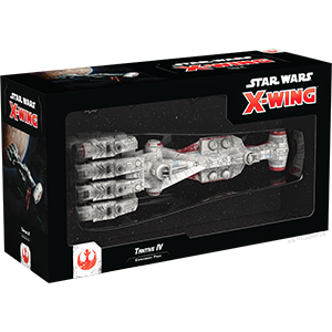 Star Wars: X-Wing - Second Edition - Tantive IV