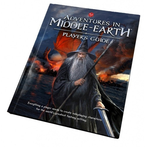 Dungeons and Dragons - 5th Edition - Adventures in Middle-Earth - Player's Guide available at 401 Games Canada