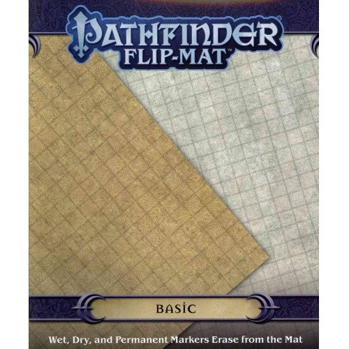 Pathfinder - Flip Mat - Basic - 401 Games