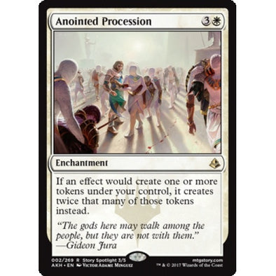 Anointed Procession (AKH) available at 401 Games Canada