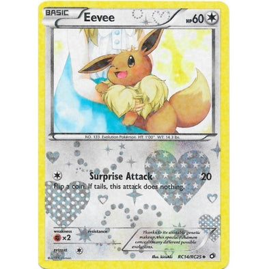 Buy Eevee - RC14/RC25 and more Great Pokemon Products at 401 Games