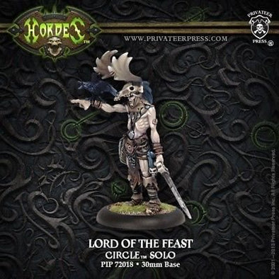 Hordes - Circle Orboros - Lord of the Feast - 401 Games