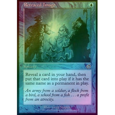 Retraced Image (Foil) - 401 Games