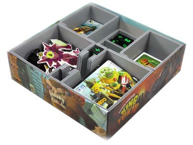 Folded Space - King of Tokyo - 401 Games