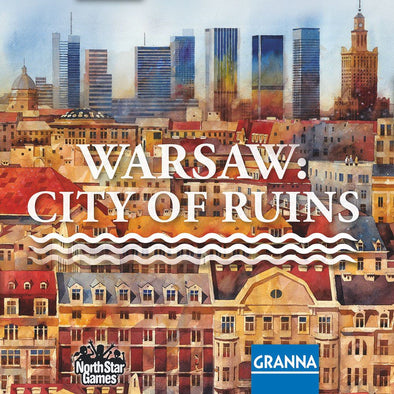 Warsaw - City of Ruins (Pre-Order)