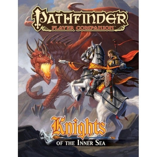 Pathfinder - Player Companion - Knights of the inner Sea - 401 Games