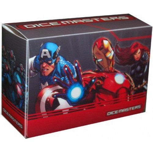 Dice Masters - Marvel Age of Ultron - Team Box - 401 Games