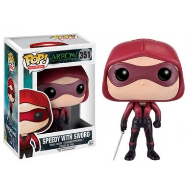 Buy Pop! Arrow - Speedy with sword and more Great Funko & POP! Products at 401 Games