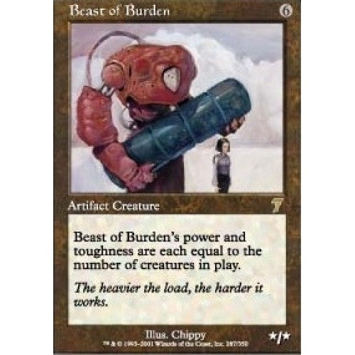 Beast of Burden - 401 Games