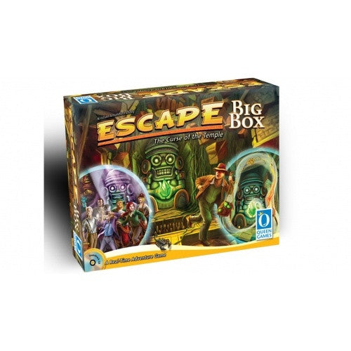 Escape: The Curse of the Temple - Big Box available at 401 Games Canada