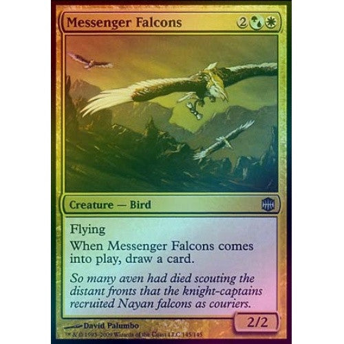 Messenger Falcons (Foil) (ARB) - 401 Games