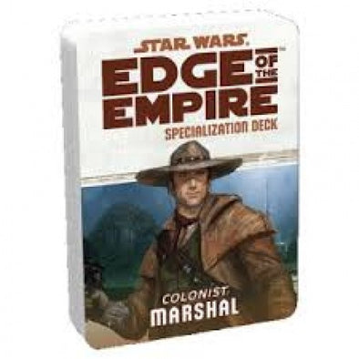 Star Wars: Edge of the Empire - Specialization Deck - Colonist Marshal