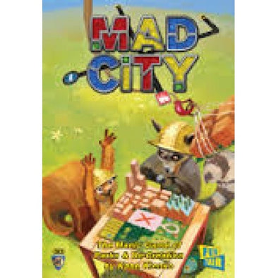 Mad City - 401 Games