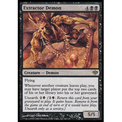 Extractor Demon (CON) - 401 Games