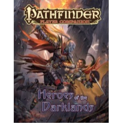 Pathfinder - Player Companion - Heroes of the Darklands - 401 Games