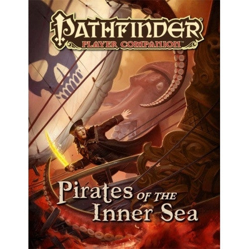Pathfinder - Player Companion - Pirates of the Inner Sea - 401 Games