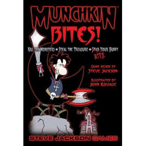 Munchkin Bites available at 401 Games Canada