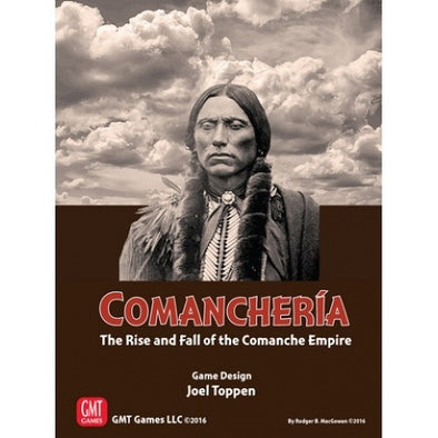 Comancheria - The Rise and Fall of the Comanche Empire - 401 Games