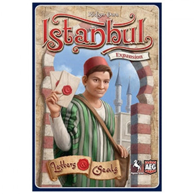 Istanbul - Letters and Seals Expansion available at 401 Games Canada