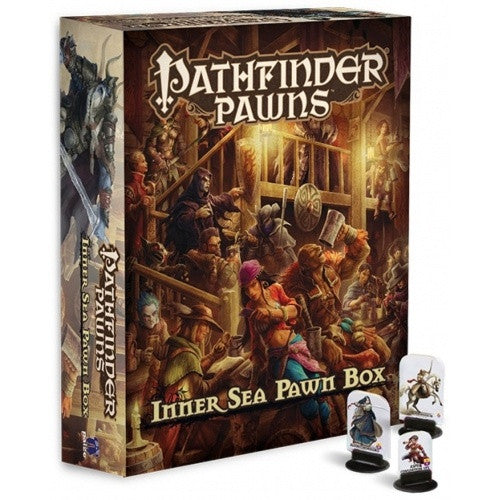 Pathfinder - Pawn Collection - Inner Sea Box - 401 Games