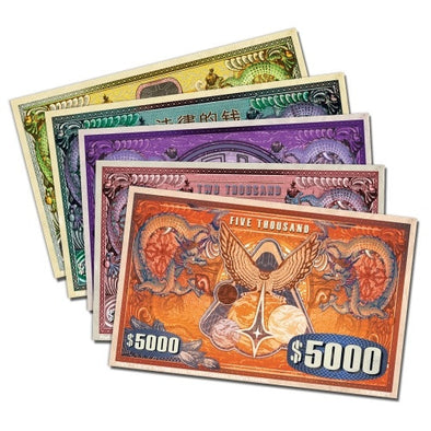 Firefly the Game - Big Money Deluxe Accessory Pack - 401 Games