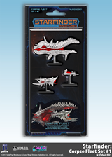 Buy Starfinder Miniatures - Corpse Fleet - Set 1 and more Great RPG Products at 401 Games