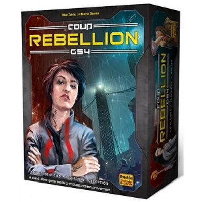 Coup - Rebellion G54 available at 401 Games Canada