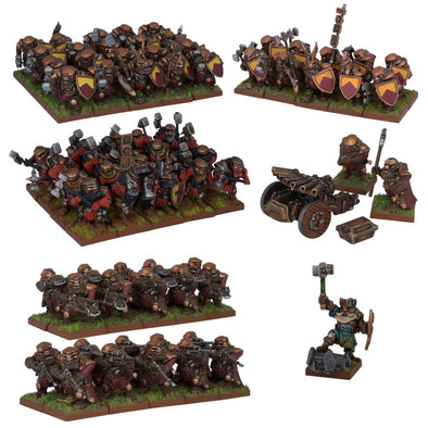Kings of War - Dwarf Army - 401 Games