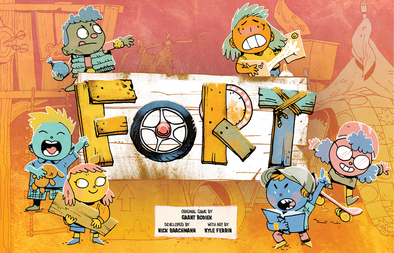 Fort (Restock Pre-Order) available at 401 Games Canada