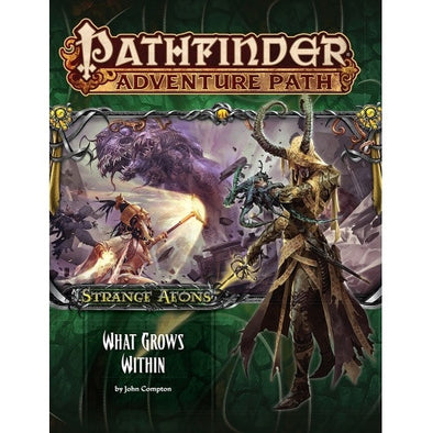 Buy Pathfinder - Adventure Path - #113: What Grows Within (Strange Aeons 5 of 6) and more Great RPG Products at 401 Games