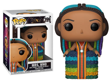 Pop! A Wrinkle In Time - Mrs. Who