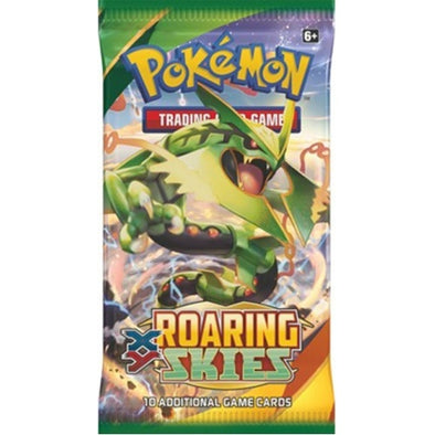 Buy Pokemon - Roaring Skies Booster Pack and more Great Pokemon Products at 401 Games