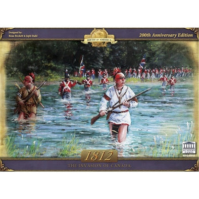 Buy 1812 - The Invasion of Canada and more Great Board Games Products at 401 Games