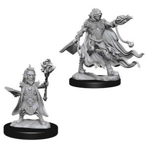 Pathfinder Deep Cuts Unpainted Minis: Evil Wizards - 401 Games
