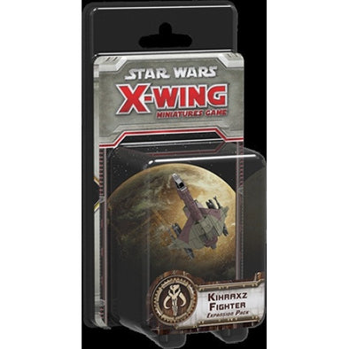 X-Wing - Star Wars Miniature Game - Kihraxz Fighter - 401 Games