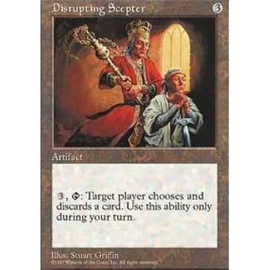 Disrupting Scepter - 401 Games