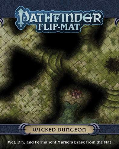 Buy Pathfinder - Flip-Mat - Wicked Dungeon and more Great RPG Products at 401 Games