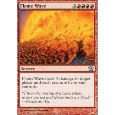 Flame Wave available at 401 Games Canada