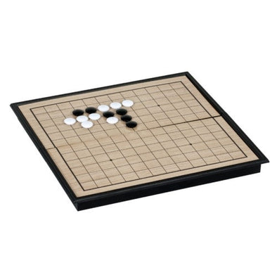 Buy Go - 10 inch Magnetic - Wood Expression and more Great Board Games Products at 401 Games