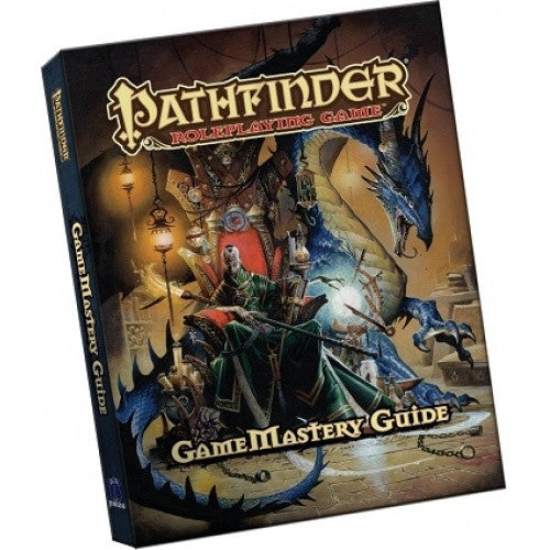 Buy Pathfinder - Book - Game Mastery Guide Pocket Edition and more Great RPG Products at 401 Games