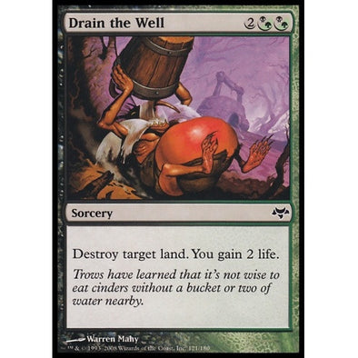 Drain the Well (EVE) available at 401 Games Canada