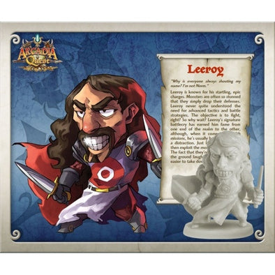 Arcadia Quest - Leeroy - 401 Games