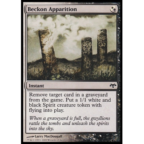 Beckon Apparition (EVE) - 401 Games