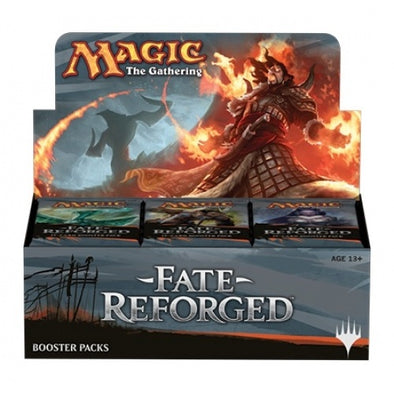 Buy MTG - Fate Reforged - Chinese Booster Box and more Great Magic: The Gathering Products at 401 Games