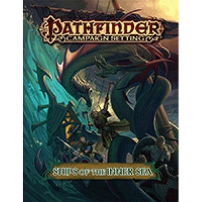 Pathfinder - Campaign Setting - Ships of the Inner Sea - 401 Games