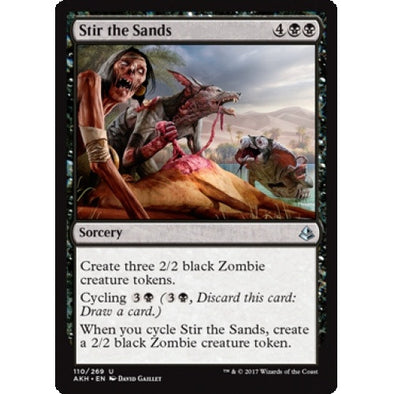 Stir the Sands (AKH) available at 401 Games Canada
