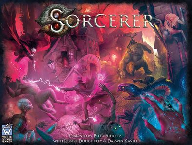 Buy Sorcerer (Pre-Order) and more Great Board Games Products at 401 Games
