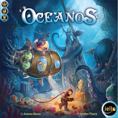 Oceanos available at 401 Games Canada