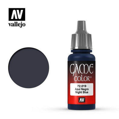 Vallejo - Game Color - Night Blue