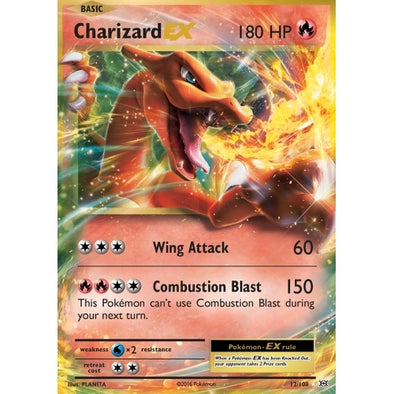 Buy Charizard-EX - 12/108 and more Great Pokemon Products at 401 Games